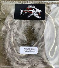 Natural Grey Rabbit Strips 3mm (original Strips)