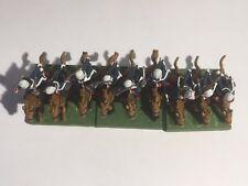 15mm Pintado Prusiano Caballería napoleónicas