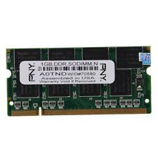 2GB 2X1GB PC2700 DDR-333 Non-ECC 200-Pin CL2.5 Laptop (SODIMM) Memory (RAM) N FR
