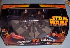 Anakin Skywalker vs Dooku Battle Arena STAR WARS Revenge of the Sith ROTS MISB