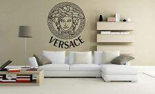 Versace Logo Brand High Class Unique Wall Decal Vinyl Sticker