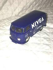 CORGI VW T1 TRANSPORTER bulli VAN 1/50 collection publicité CRÈME NIVEA