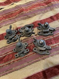 antique window sash locks
