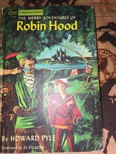 1965 Companion Library The Little Lame Prince/The Merry Adventures of Robin Hood