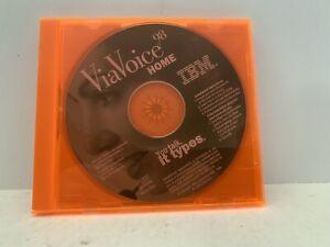 Via Voice Home 98 IBM