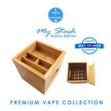 Vape Accessories: Vape Storage Box (Duplus Edition)