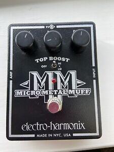 Electo-harmonix Micro Metal Muff EHX