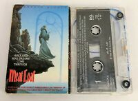 Meat Loaf ~ Rock And Roll Dreams Come Through ~ Cassette Single, 1993, US