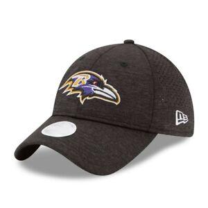 Baltimore Ravens New Era Women's 2017 Training Camp Official 9TWENTY Adjustable