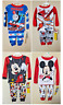 *NWT- BABY TODDLER BOY'S LS KNIT PAJAMA SET - 2-PC - LICENSED - 12M - 5T