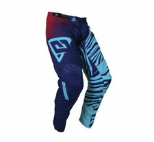 Answer Racing Men's A19 Syncron Flow MX Off-Road Pants Astina/Indigo/Red