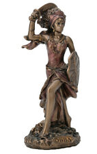 3.5 Inch Orisha Obba Statue Santeria Lucumi Yoruba African Goddes of Rivers