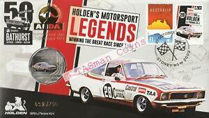 PNC Australia 2018 Holden 1972 LJ Torana XU-1 RAM 50c Coin Gold O/P ANDA Sydney
