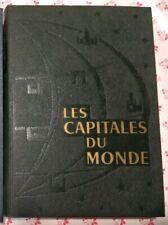 Les Capitales Du Monde . Duhamel , Couson et Boisseau. Amérique Asie Océanie