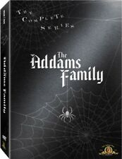 The Addams Family Complete Series Season 1-3 (DVD 2007 9-Disc) Halloween 1 2 3