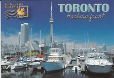 CANADA UX 120 - PREPAID POSTAGE PAID POSTCARD  TOR 1908 TORONTO HARBOURFRONT NEW