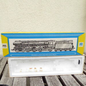 Piko Cartone Vuoto Il Locomotiva a Vapore Br 01.5 Reko Box, Confezione, Usato