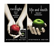 Twilight Tenth Anniversary/Life and Death Dual Edition Free Shipping
