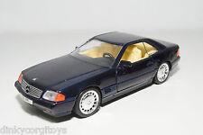 MERCEDES BENZ MERCEDES-BENZ 500 SL 500SL DARK BLUE NEAR MINT CONDITION