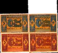 14 compl Silesa Series great condition L@@k 60 German Notgeld Paper Money