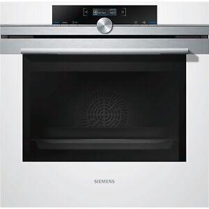 Siemens HB674GBW1 iQ700, Backofen, weiß
