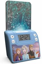 Frozen 2 Digital Alarm Clock with Night Light, Alarm Clocks for Kids...