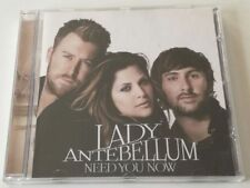 LADY ANTEBELLUM NEED YOU NOW CD ALBUM OTTIMO SPED GRATIS SU + ACQUISTI
