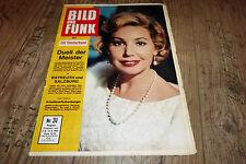 Bild und Funk Nr.31/1964 TB Anneliese Rothenberger ,Old Shatterhand Fotoroman