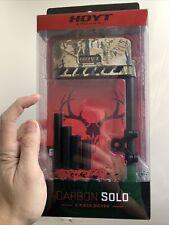 Hoyt Carbon Solo Quiver 2-piece Subalpine