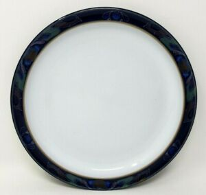 Denby Baroque 6.75 Inch Side Or Tea Plate Very Good Condition First Quality