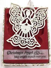 Swarovski® Crystal Keepsake Christmas Tree Decoration Christmas Angel Xmas Gift