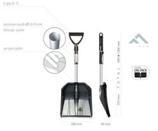 Snow Shovel Scoop Extendable 73-94 Snow Shovel Aluminium Very Light 25cm wide