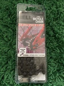 Bell Links 300 Single Speed or 3 Speed Chain Includes Master Link