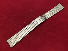 GENUINE EBEL STEEL SPORT CLASSIC 18MM DEPLOYMENT STRAP BAND BRACELET type3