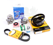 VW Audi Deluxe Timing Belt Kit 2.0T FSI GTI Jetta Passat Eos TT A3 CDMA BPY
