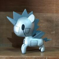 Tokidoki Unicorno Figure Silver Metallo Nycc Series Horse Vinyl BIN