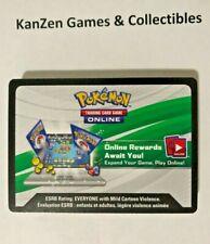 Pokemon TCG Online Code x1 Battle Academy Promo Code Card via MESSAGES