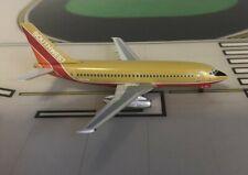 Southwest Boeing 737-200 N63SW 1980s colors 1/400 scale diecast Aeroclassics