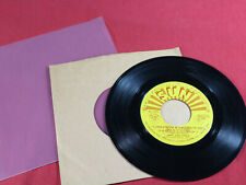 """Jerry Lee Lewis  INVITATION TO YOUR PARTY / I COULD NEVER BE.. 7"""" Single Sun USA"""