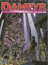 BONELLI - Dampyr N° 174 - Il Trono del Dio Oscuro - Settembre 2014 - NUOVO