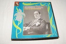 GEORGES THILL ALBUM 80e ANNIVERSAIRE OPERA 4 LP VINYLE 1977 EMI