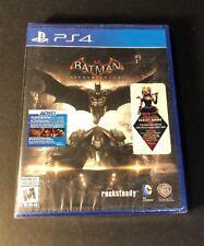 Batman Arkham Knight [ Launch Bonus Edition ] (PS4) NEW