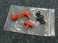Vintage Mego Takara Micronauts Hinge Arm Unit Boss Red Black Spare Part Parts/