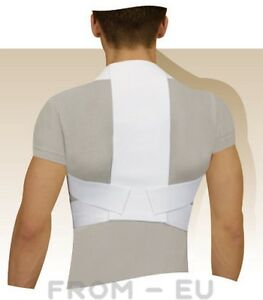 TEENAGER or ADULT Posture Corrector, Lumbar Support Brace Teen Back Scoliosis