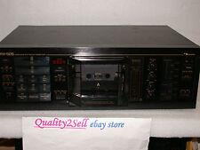 NAKAMICHI RX-505 3 head Auto Reverse Cassette Deck