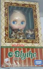 Neo Blythe Cappuccino Chat  Box Set - Takara Tomy   #0330