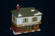 1986 Scrooge & Marley Counting House The Heritage Collection Dicken's Village