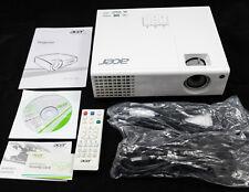 Acer H6510BD Projector -=Excellent=- 1080p with FOUR 3D GLASSES & Mount Bundle