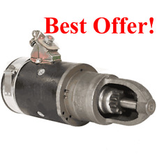 1107951 CCW 6 Volt Delco Starter fits Allis Chalmers AC Tractor WD WD45 10 Teeth