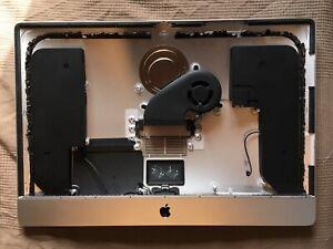 Apple iMac 27 Rear case house shell assembly + speakers + fan 2012 2013